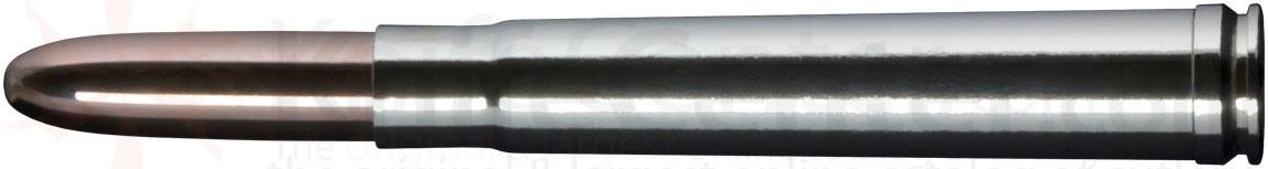 Fisher Space Pen .375 Nickel Silver Bullet Cartridge Pen, Gift Box