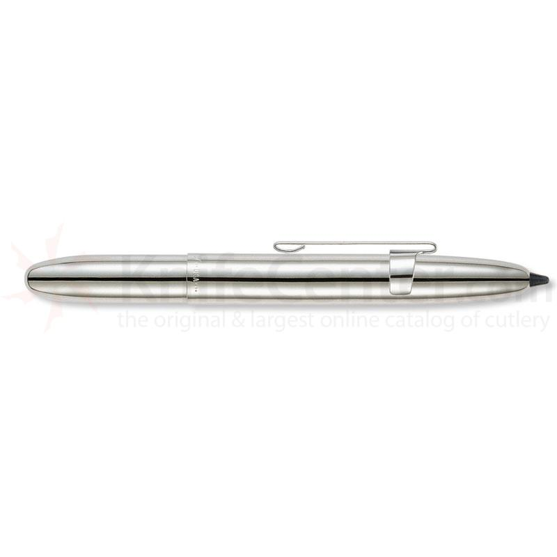 Fisher Chrome Bullet Space Pen with stylus and clip