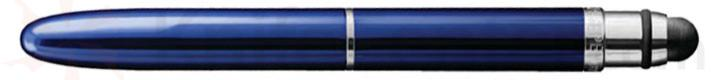 Fisher Blue Grip Bullet Space Pen with Stylus
