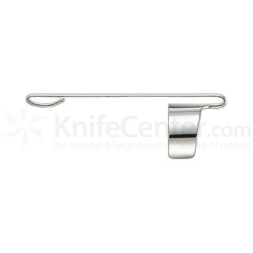 Fisher Chrome clip for #400 series Bullet Space Pen