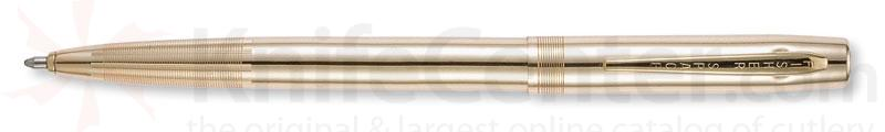 Fisher Lacquered Brass Cap-O-Matic Space Pen