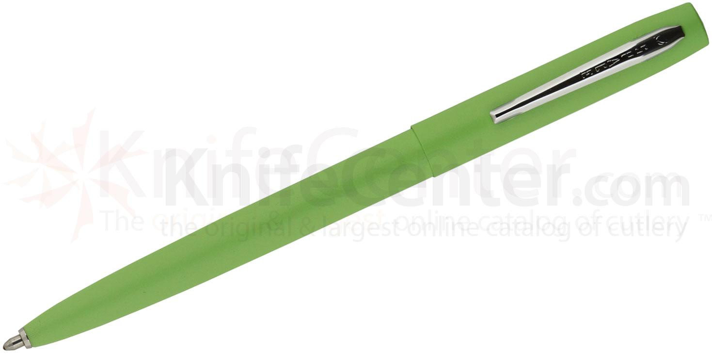 Fisher M4 Green Matte Finish Military Cap-O-Matic Space Pen, Gift Box