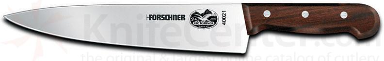 Victorinox Forschner 10 inch Stainless Steel Blade Chef's Knife Wood Handle