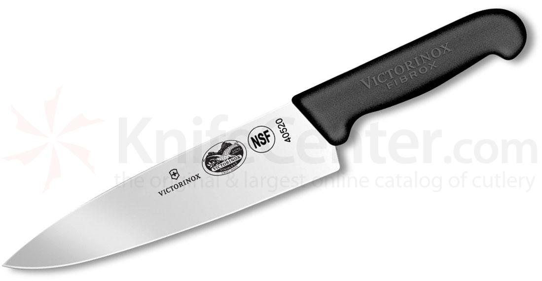 Victorinox 8 inch Chef's Knife, Fibrox Handle