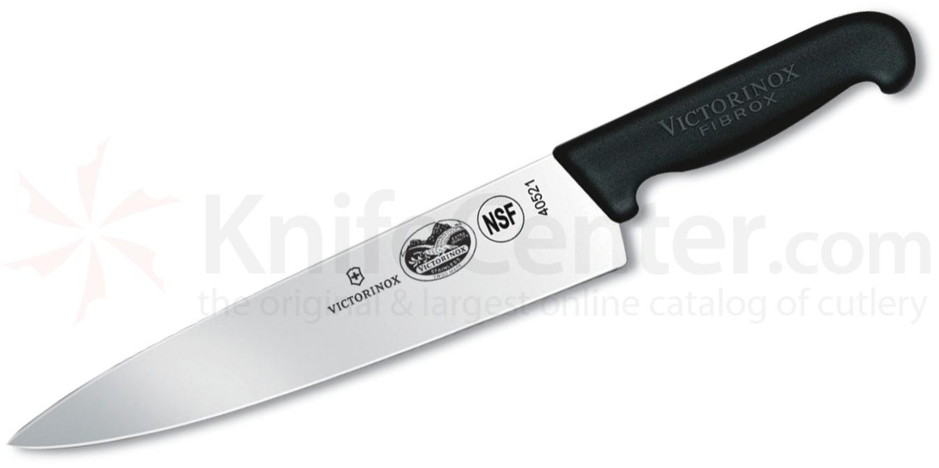Victorinox 10 inch Chef's Knife, Fibrox Handle