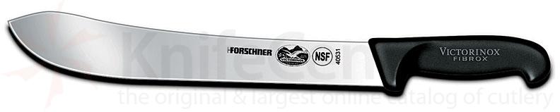 Victorinox Forschner Butcher Knife w/ 12 inch Stainless Steel Blade Fibrox Handle