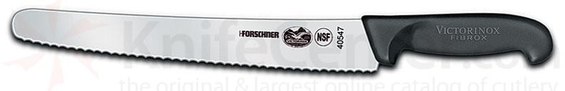 Victorinox Forschner Bread Knife w/ 10.25 inch Stainless Steel Blade Fibrox Handle