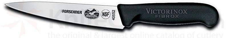 Victorinox Forschner Mini Chef's Knife - 5 inch Stainless Steel Blade Fibrox Handle