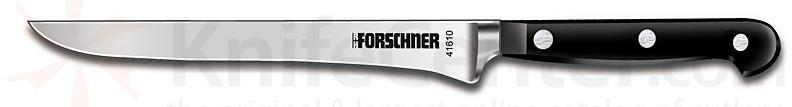 Victorinox Forschner Forged Stainless 6.0 inch Flexible Boning Knife w/ Fibrox Handle