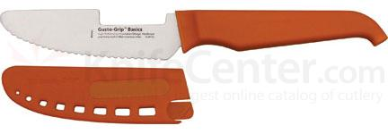 Furi Rachael Ray Basics Sandwich Knife 4 inch Serrated Blade, Edge Guard