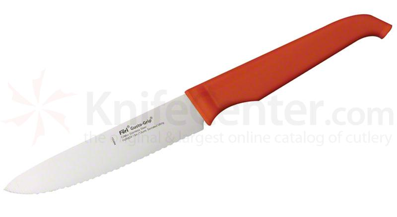 Furi Rachael Ray Gusto-Grip Basics Line Serrated 5 inch Utility Knife