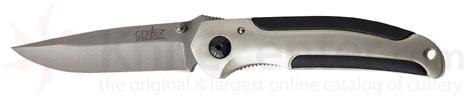 Gerber AR 3.00 Aluminum Handle Plain Edge
