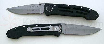 Gerber Fred Carter Utility G 10 Liner Lock With Plain Edge