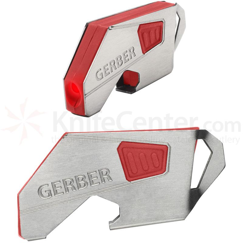 Gerber Microbrew Red LED Light (Three Settings) & Bottle Opener 31-000385