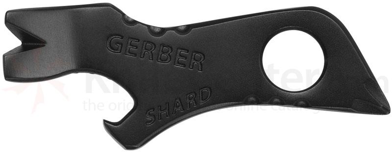Gerber 22-01769 Shard Keychain Mini Multi-Tool, 7 Functions, 2.75 inch Overall