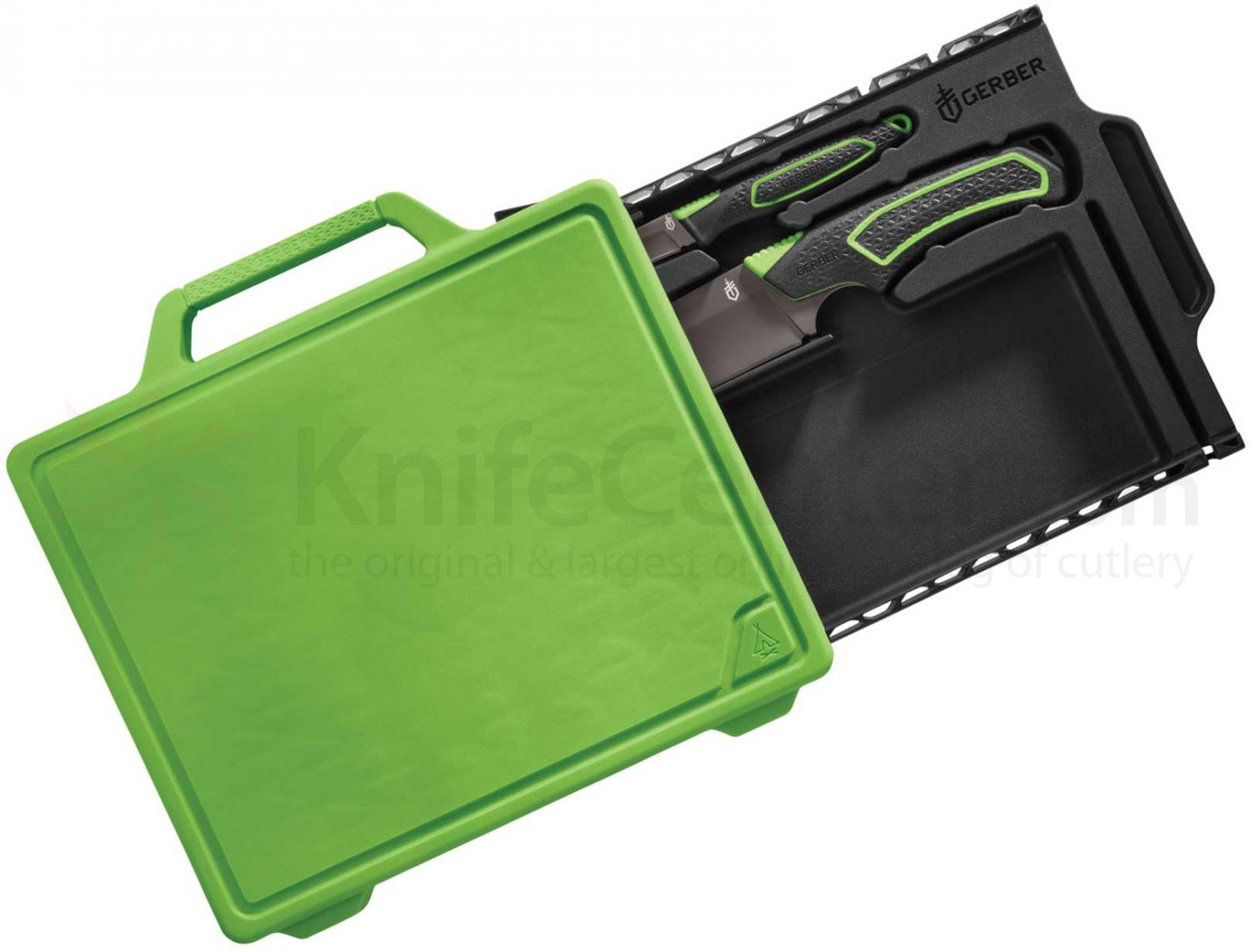 Gerber Freescape Camp Kitchen Set With Carrying Case