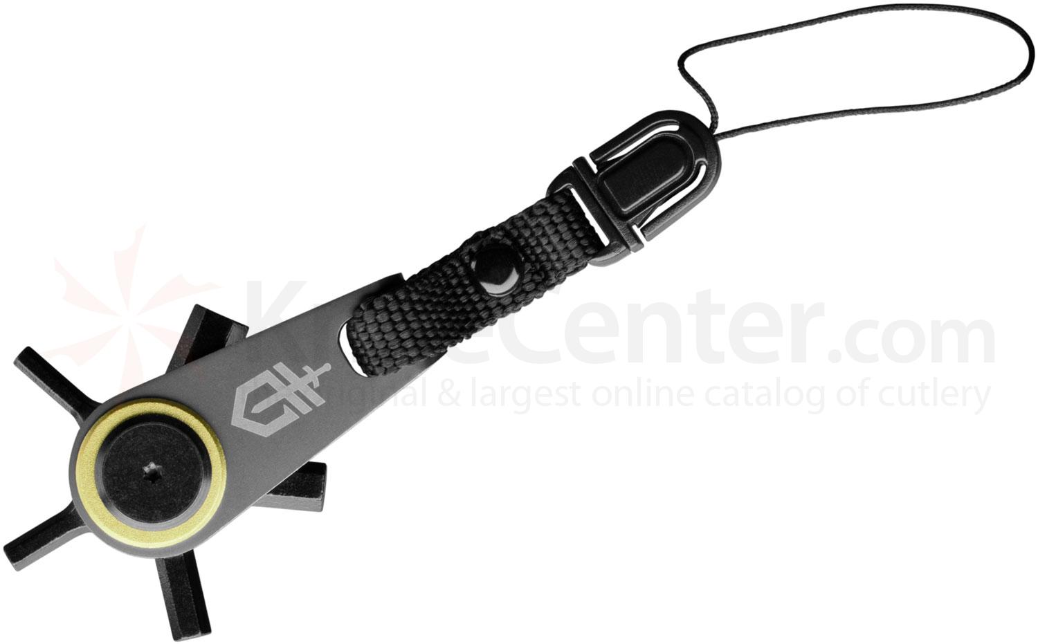 Gerber GDC Daily Carry Zip Hex Driver, 5 Metric Sizes, Mini Multi-Tool (31-001740)