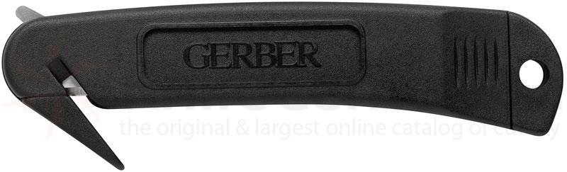 Gerber Safety Strap Cutter and Box Cutter, 6 inch Overall