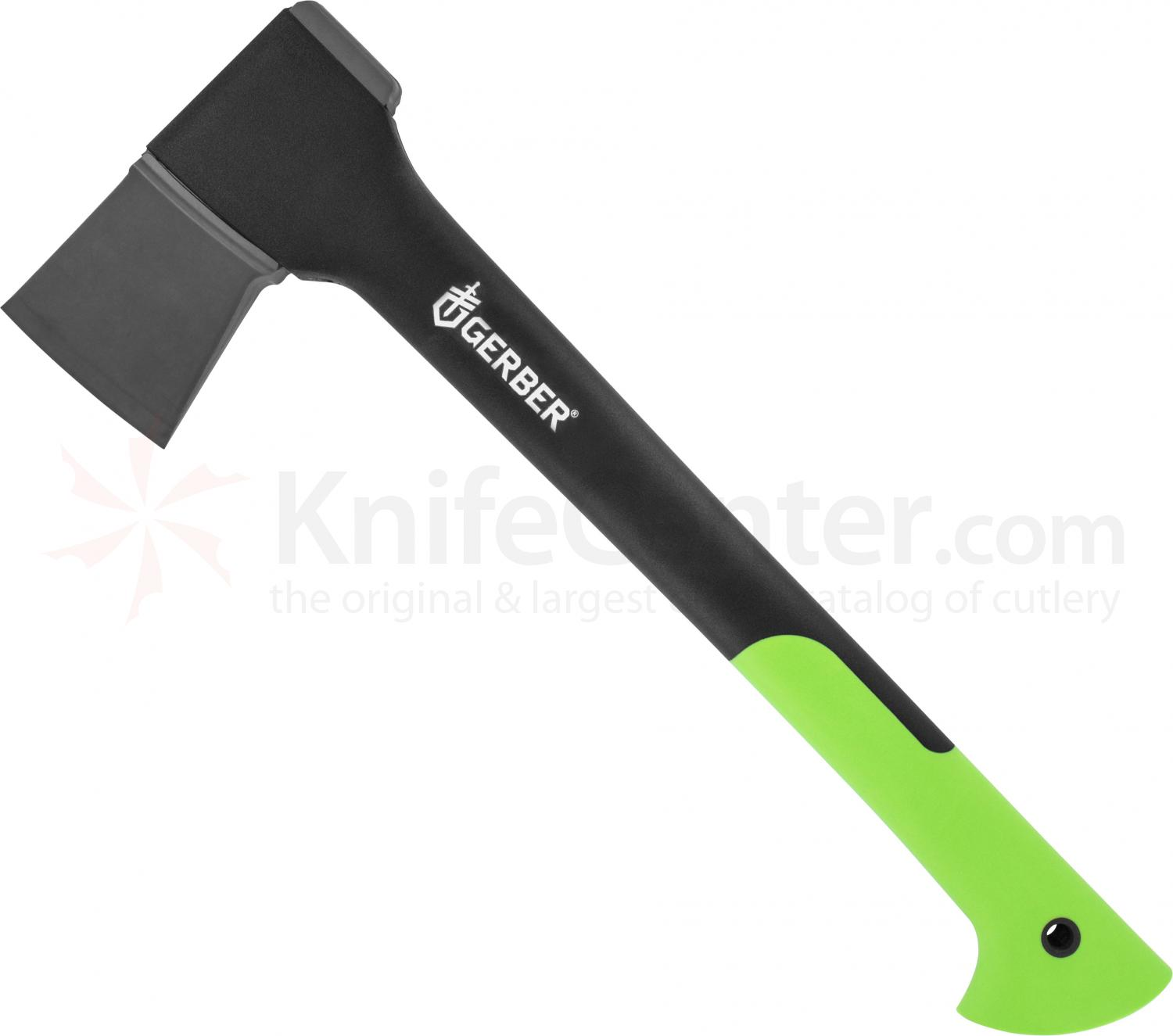 Gerber Freescape Hatchet 3.125 inch Forged Steel Head, Nylon Handle, 17.5 inch Overall