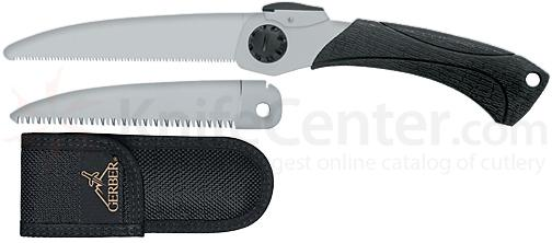 Gerber Gator Exchange-A-Blade - Coarse/Wood Blade and Fine/Bone Blades