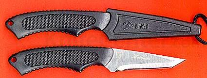 Gigand Mosquito Mini Neck Knife Designed by Fred Carter