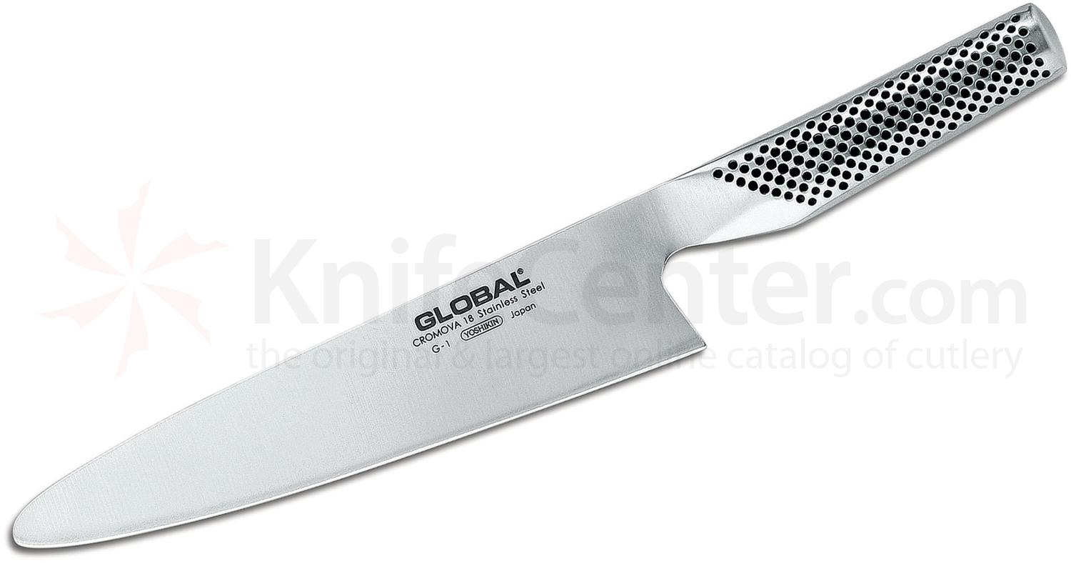 Global G-1 Kitchen 8 inch Silcing Knife
