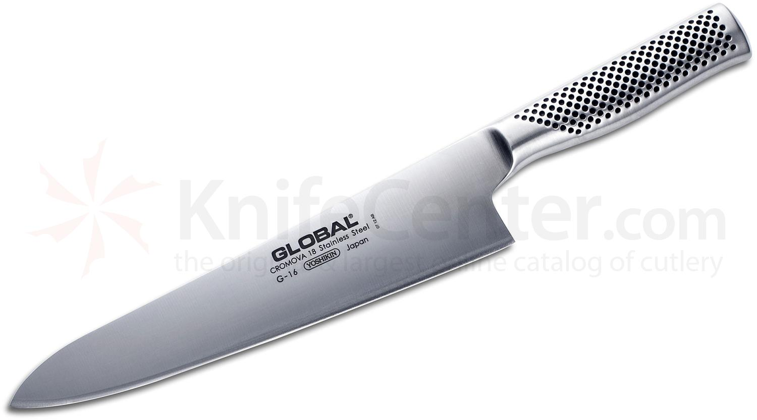Global G-16 Kitchen 10 inch Cook Knife