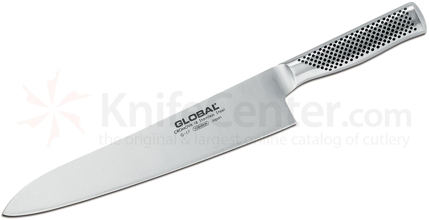 Global G-17 Kitchen 11 inch Cook Knife