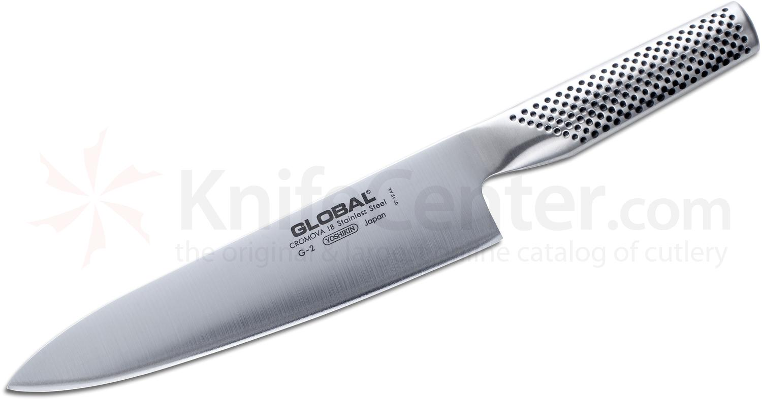 Global G-2 Kitchen 8 inch Cook Knife