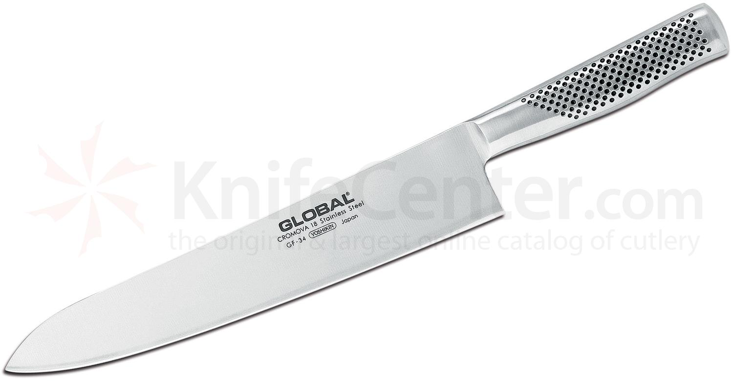 Global GF-34 Kitchen 11 inch Cook Knife