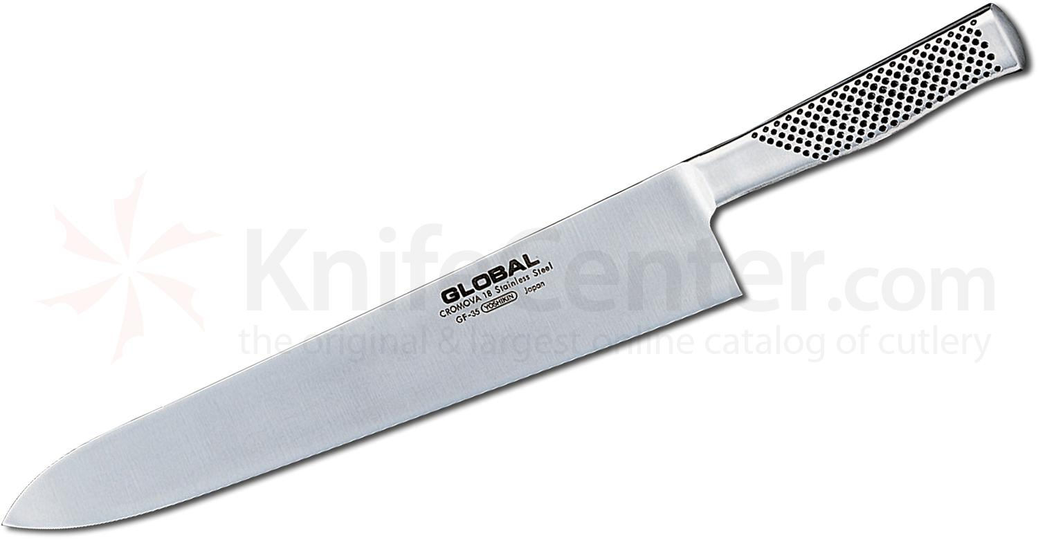 Global GF-35 Kitchen 12 inch Cook Knife