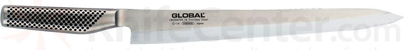 Global G-14 Kitchen 12 inch Yanagi Sashimi/Sushi Knife