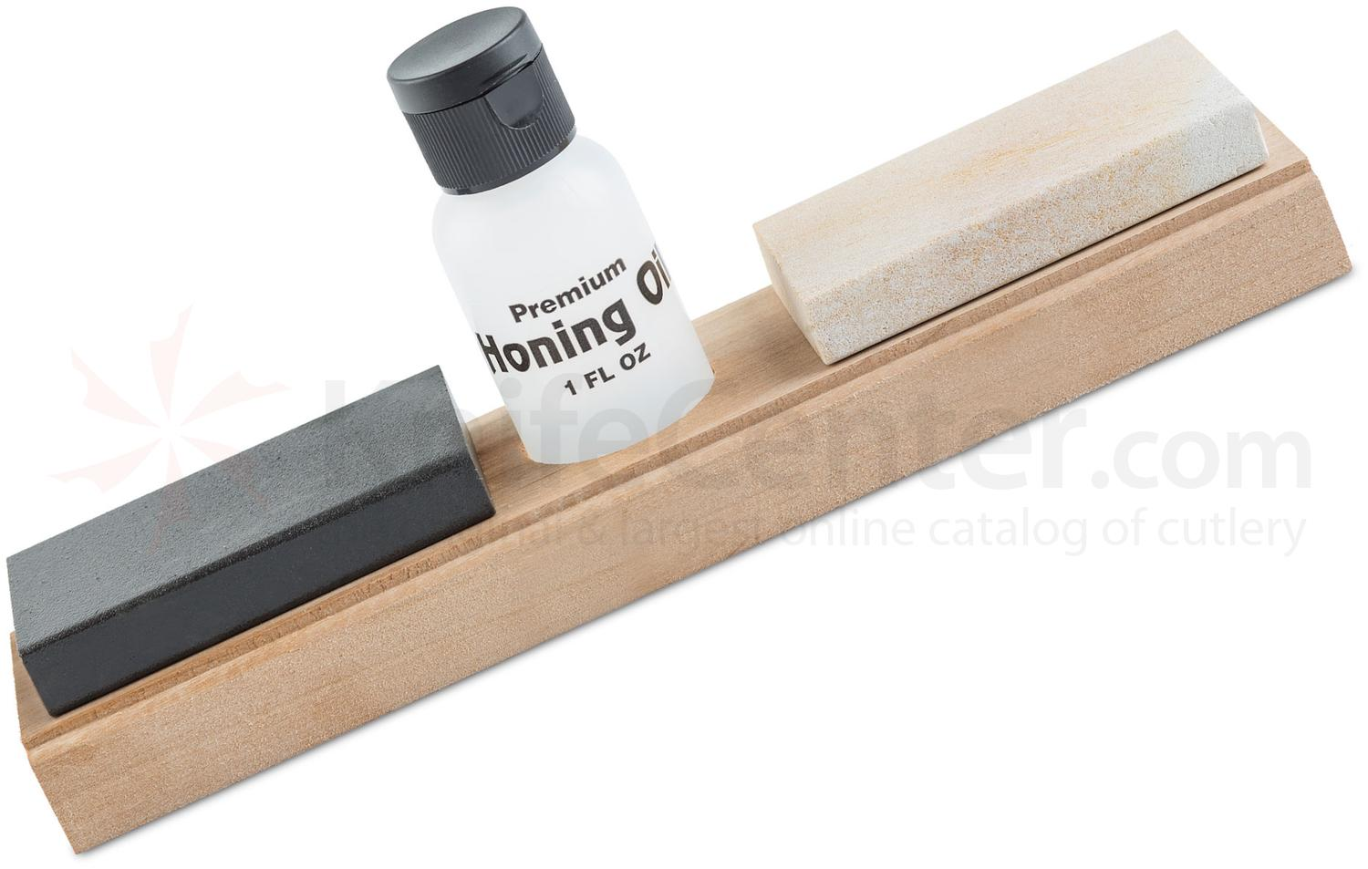 Hall Sharpening Stones 30286 4 Quot Soft Hard Arkansas
