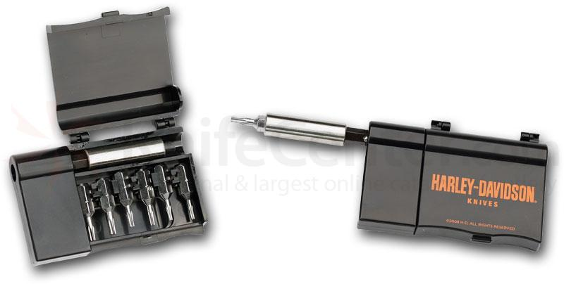 Harley-Davidson Black Box Tool Kit
