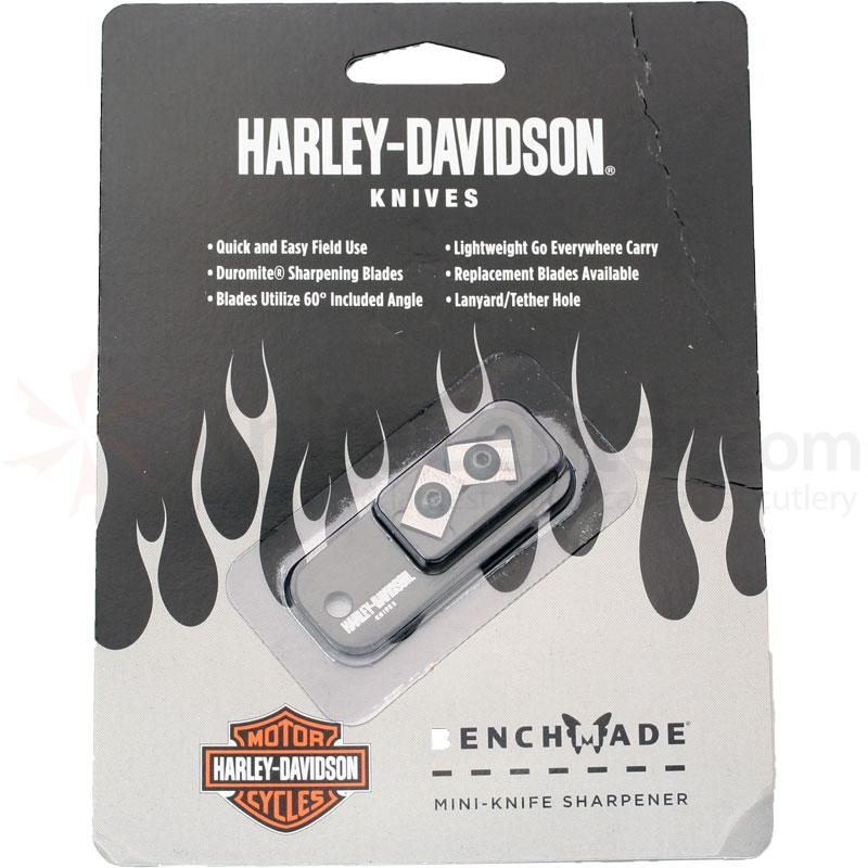 Harley-Davidson Mini Field Knife Sharpener