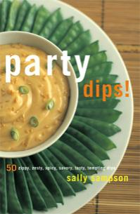 Party Dips! by Sally Sampson