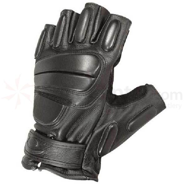 Hatch LR10 Reactor Tactical Gloves 3/4 Finger, XXL