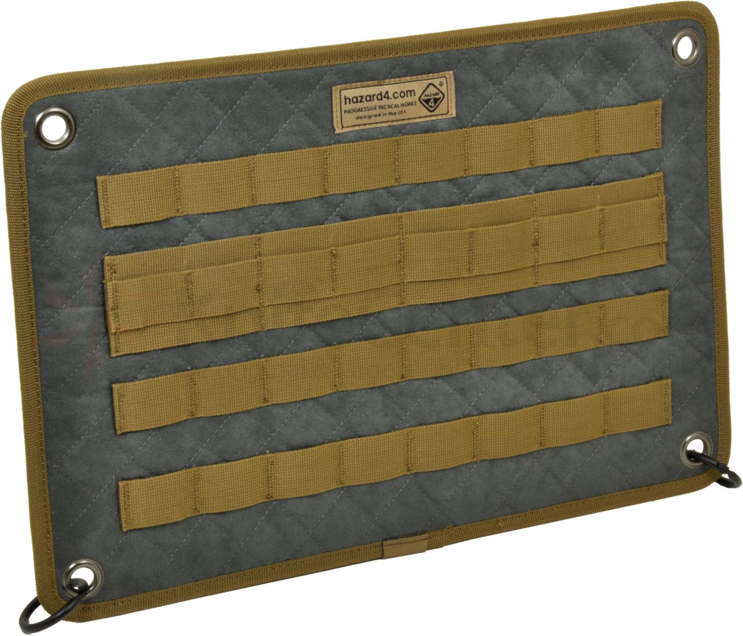 Hazard 4 Div Rigid Bag Diver Panel, Coyote