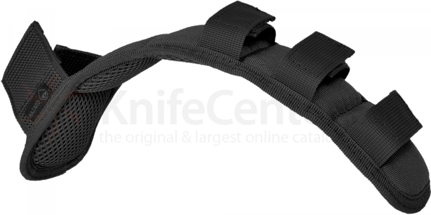 Hazard 4 Deluxe Shoulder Strap Pad with MOLLE, Black