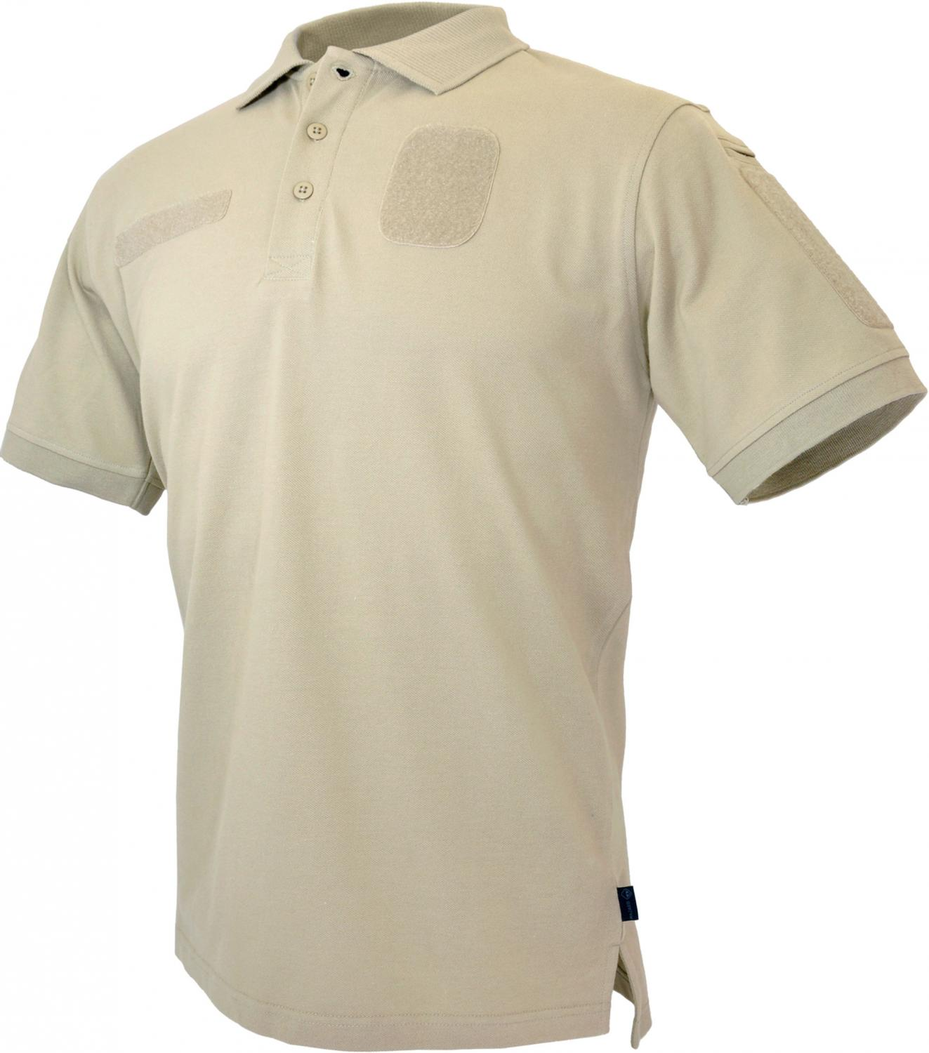 Hazard 4 Loaded I.D. Centric Battle Polo, Tan, 3X Large