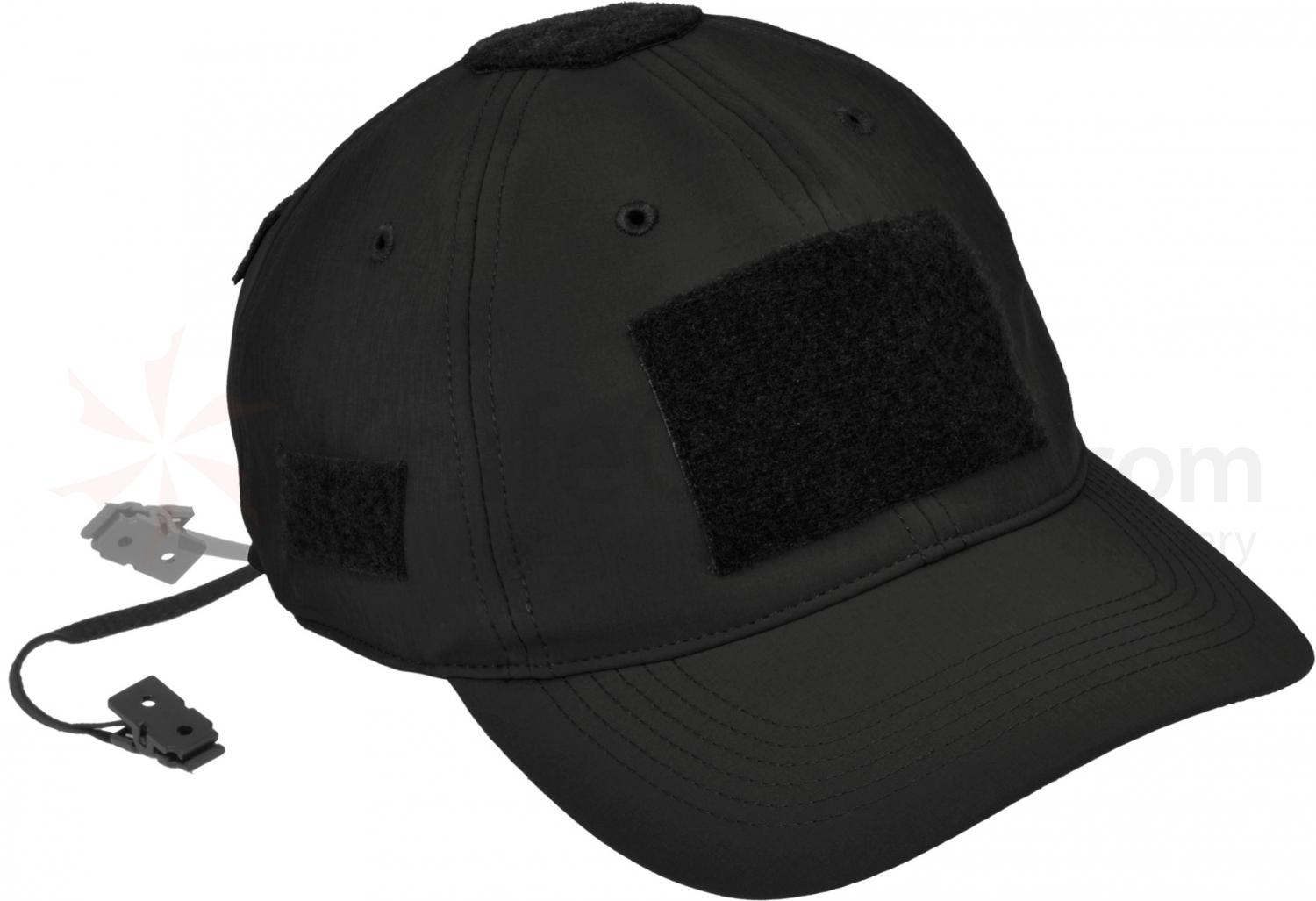 Hazard 4 PMC SmartSkin Softshell Breathable Contractor Ball Cap, Black