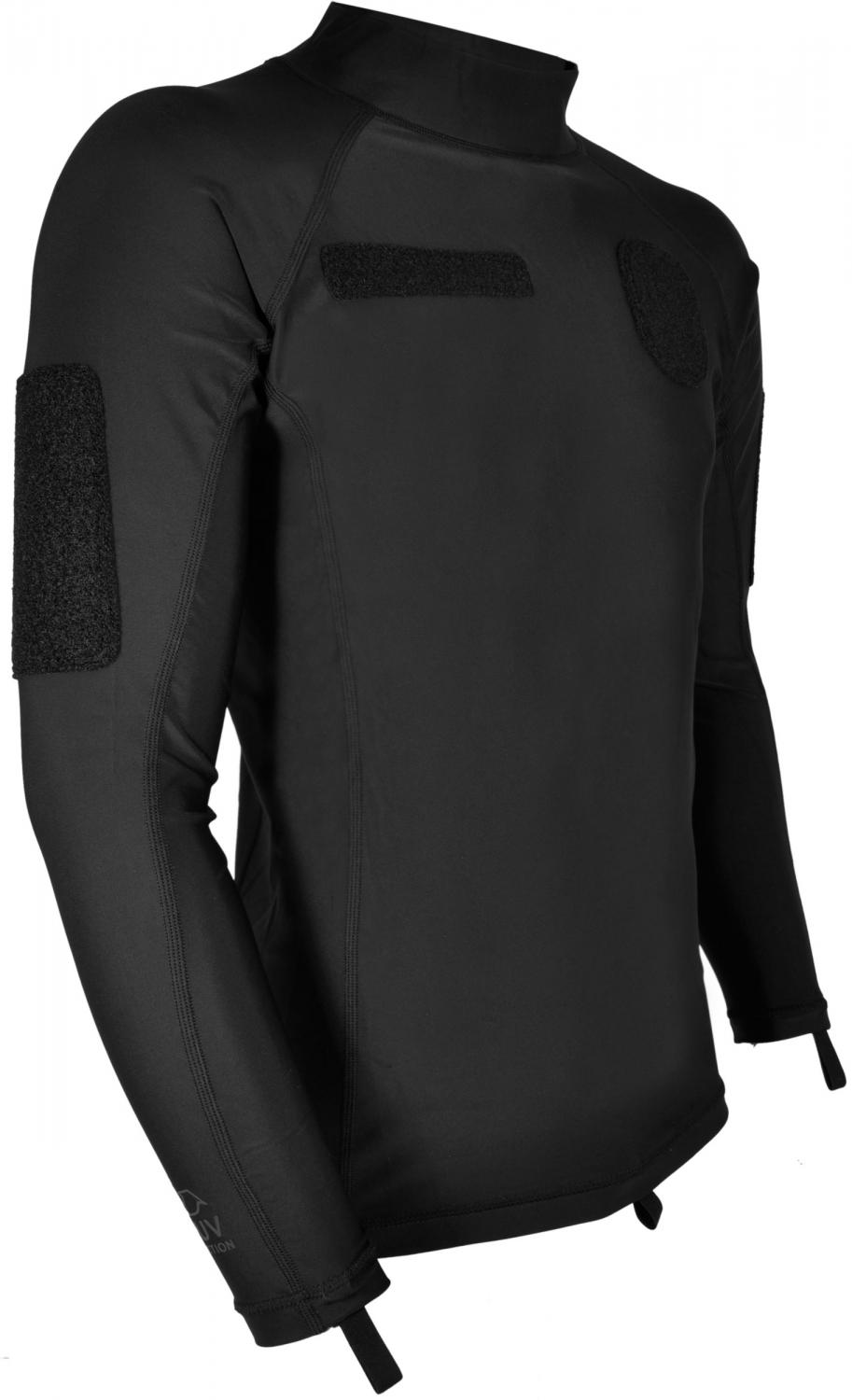 Hazard 4 Combat Base Lycra Rash Guard, Medium