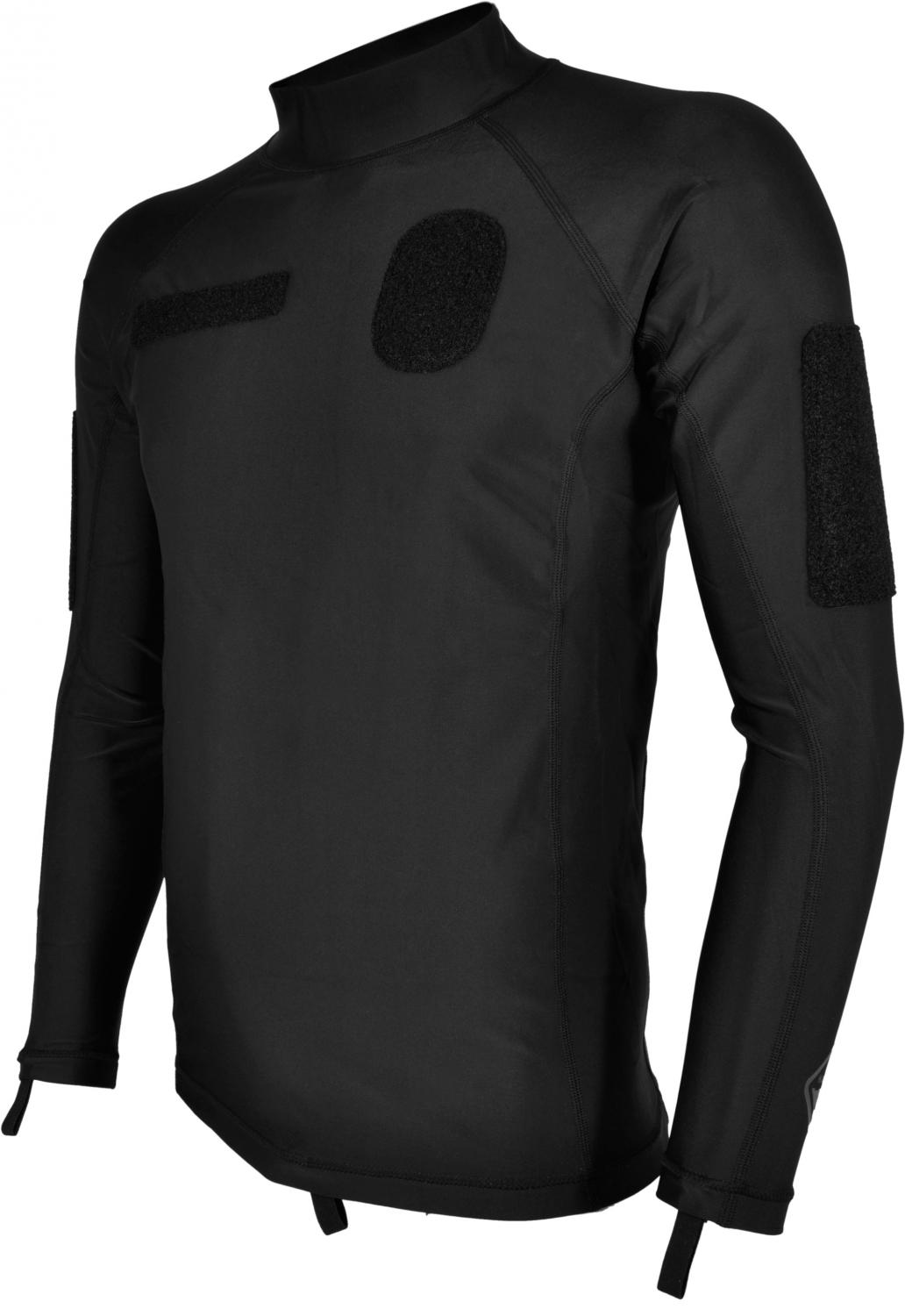 Hazard 4 Combat Seal Fleece Lycra Rash Guard, Medium