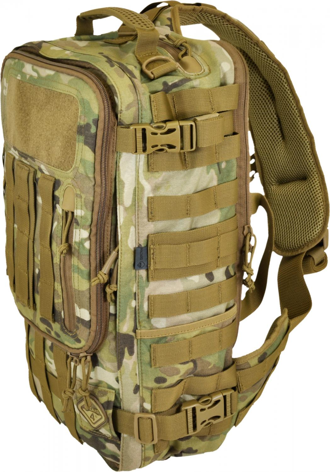 Hazard 4 Switchback Full Size Laptop Sling Pack, MultiCam