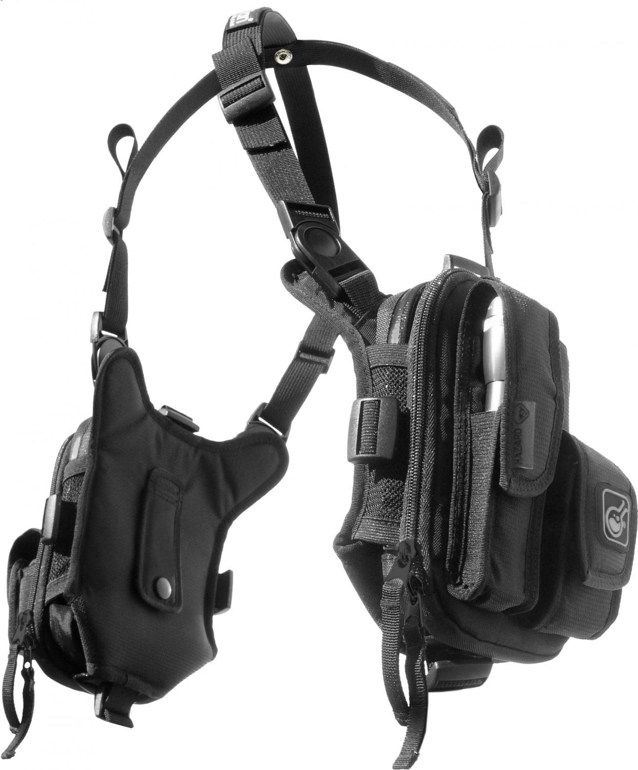 Hazard 4 Covert Loader RG Multi-Configuration Small-Pack System, Black