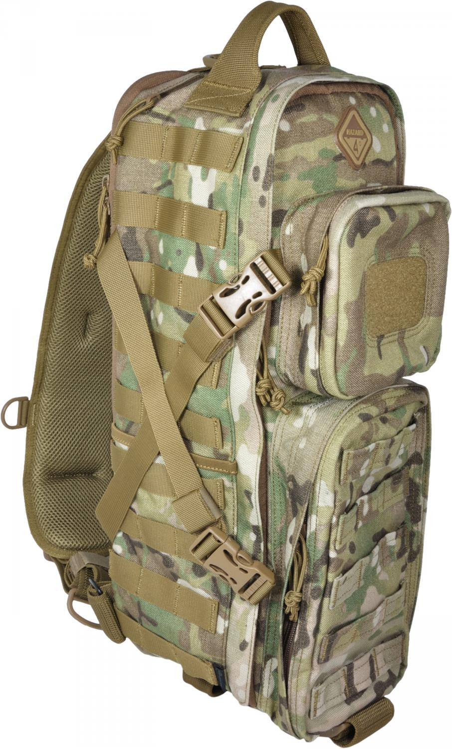 Hazard 4 Evac Plan B Sling Pack, MultiCam
