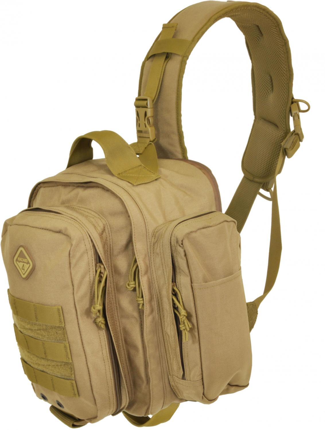 Hazard 4 Evac Watson Lumbar/Chest Sling, Coyote