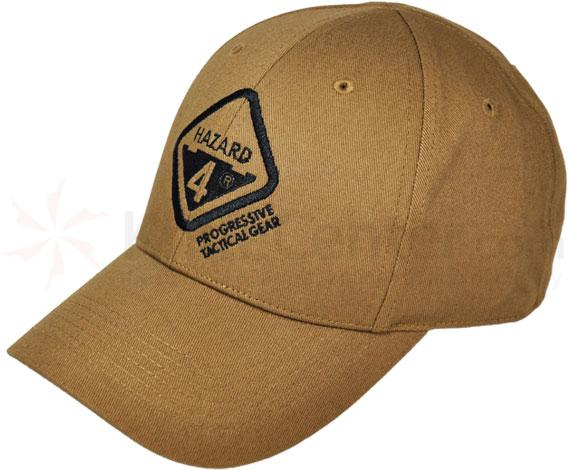 Hazard 4 Embroidered Hazard 4 Logo Cap