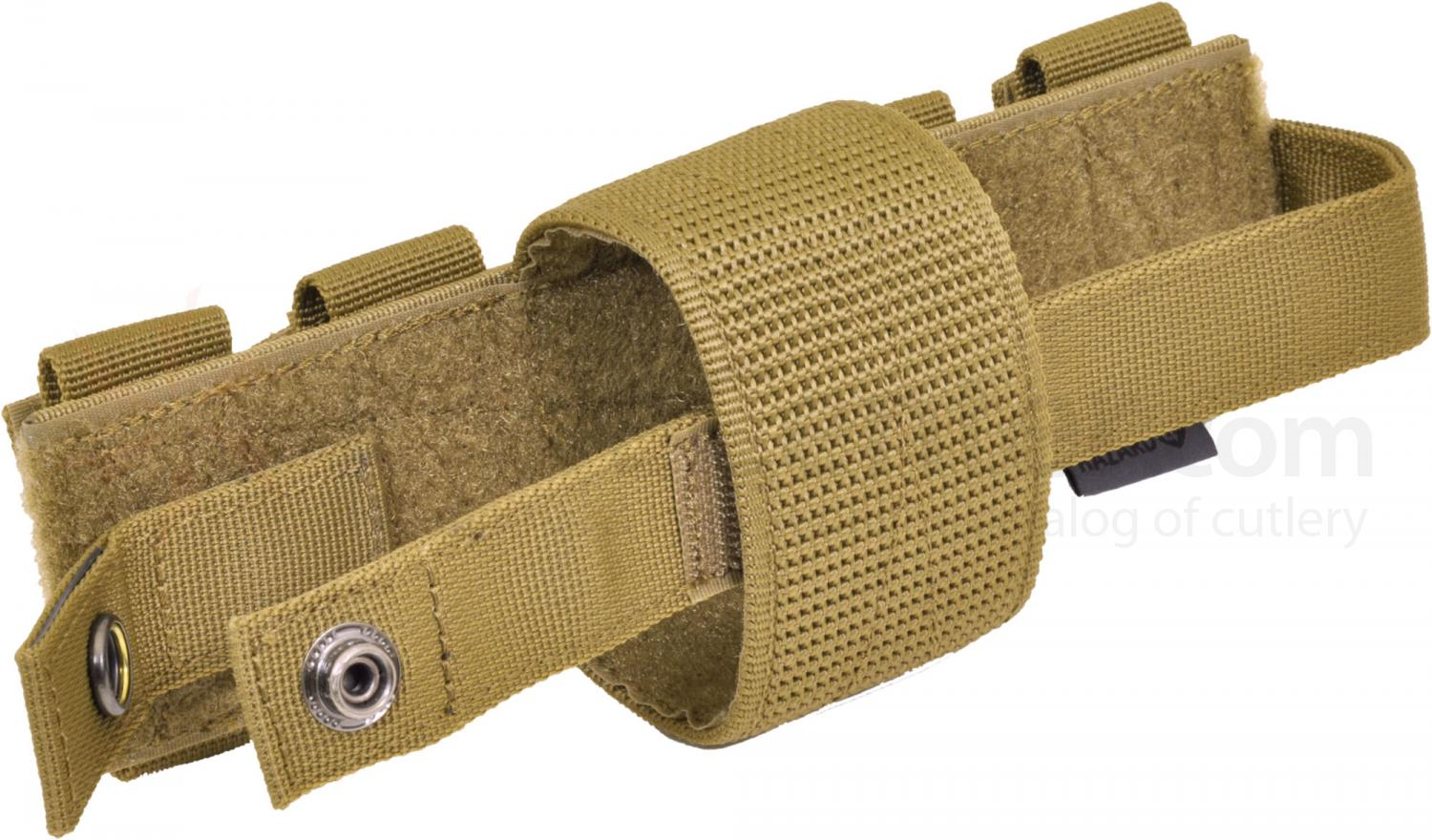 Hazard 4 LoadUp MOLLE Gear/Magazine Holster, Coyote
