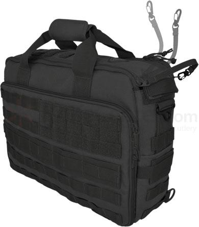 Hazard 4 Ditch Tactical Laptop Briefcase, Black